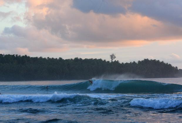 evening-waves